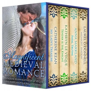 Magnificent Medieval Romance - a collection of four medieval romance novels