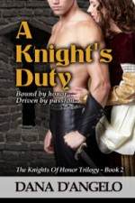 A Knight's Duty by Dana D'Angelo