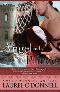 Romance Novels by Laurel O'Donnell - The Angel and the Prince